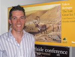 Dr Jeremy Austin from the Australian Centre for Ancient DNA