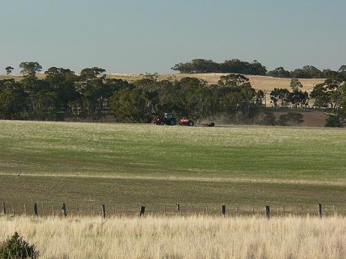 Australian Rural Landscape - Flickr/dioshotspot
